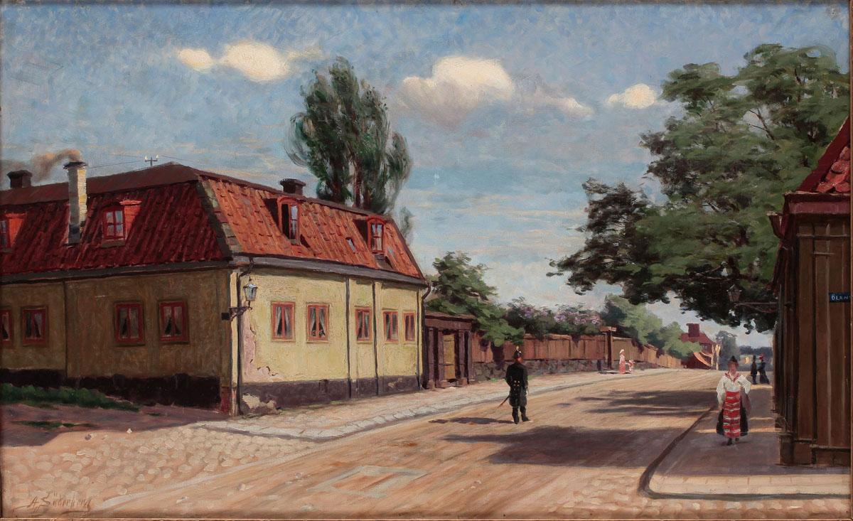 Adèle Söderberg - venduto all'asta il 10/04/2012 per 3000 SEK