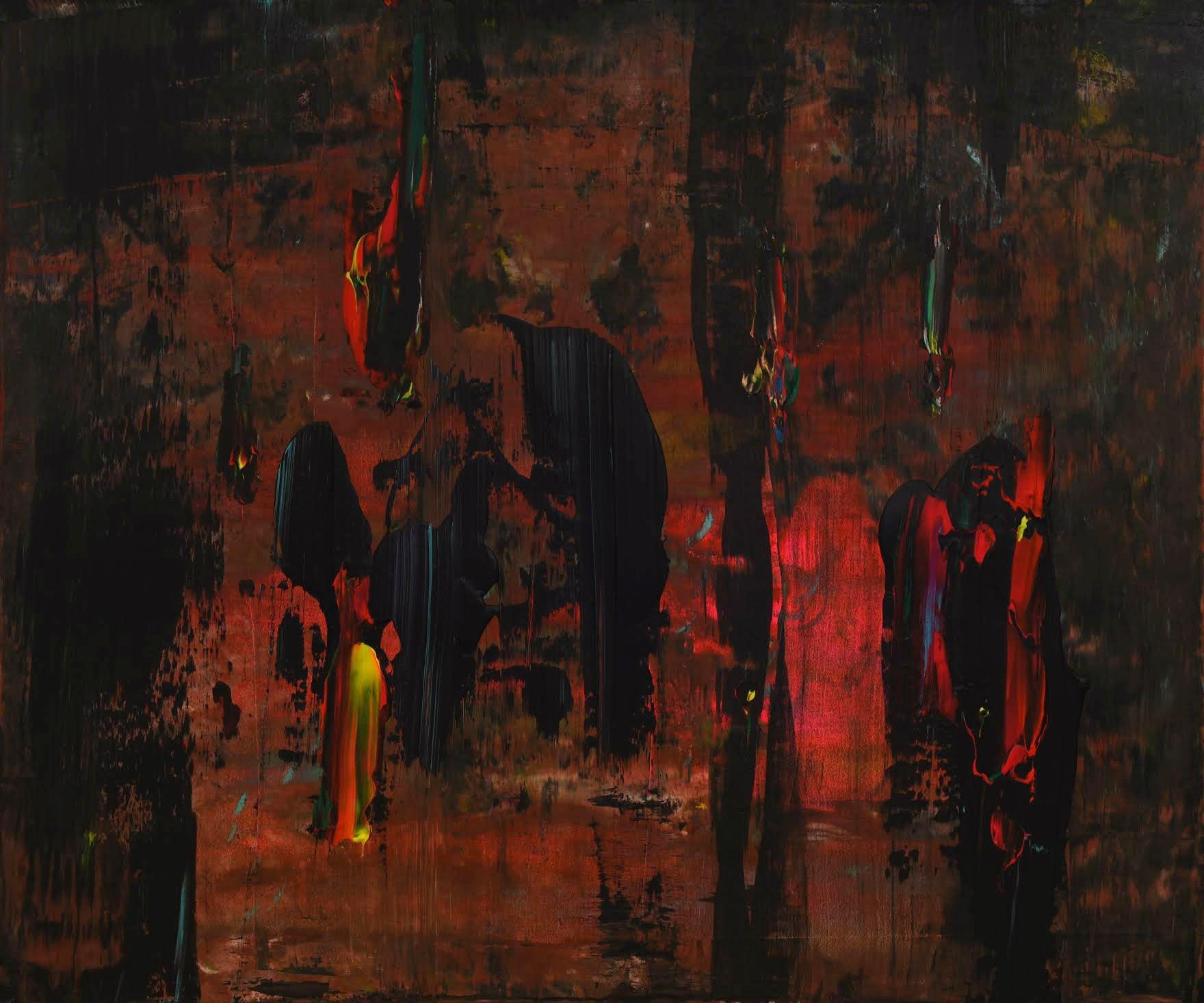 Melker Garay - La coscienza di Caino - 2017