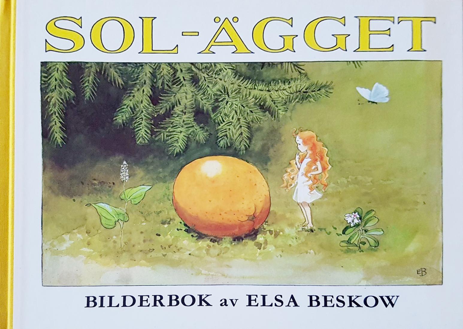 Elsa Beskow - Sol-ägget
